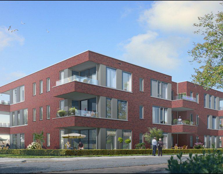 Nieuwe Es Appartementen